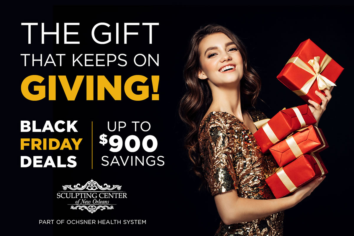 The Gift That Keeps on Giving! Black Friday Deals | Up to $900 Savings